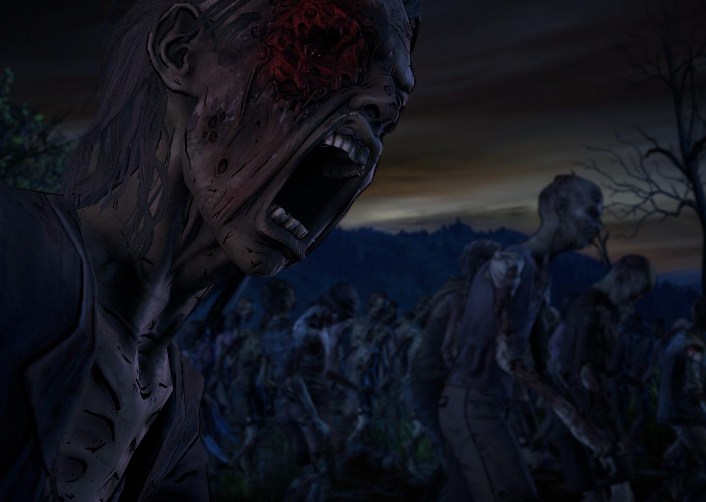 The Walking Dead: A New Frontier – комиксы на службе красивого дизайна о зомби