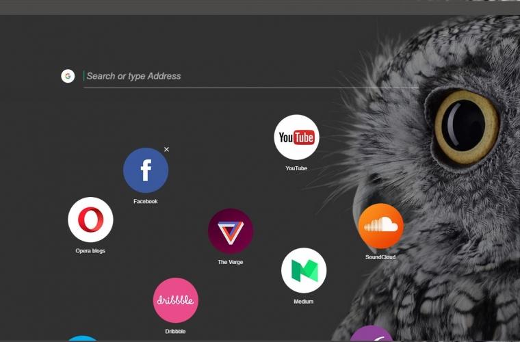 Якими будуть браузери в майбутньому – цікавий концепт Opera Neon (Відео)