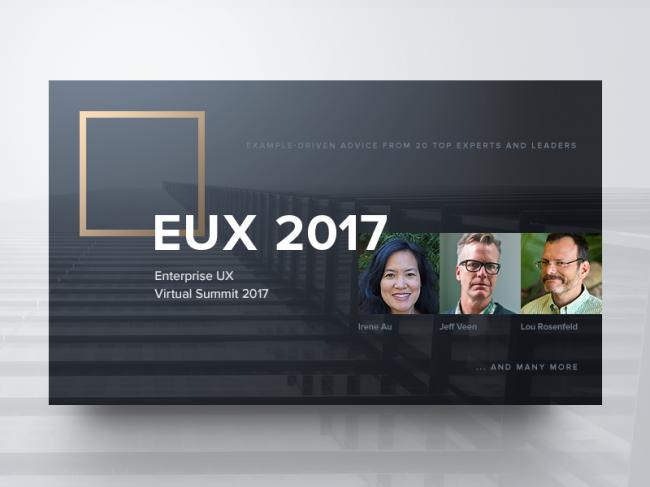 Не пропустіть: безкоштовна онлайн-конференція для сеніорів і лідів по UX від UXPin