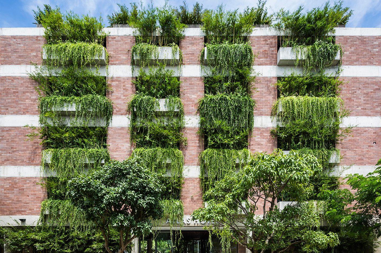 """Сучасні """"висячі сади Семіраміди"""" у В'єтнамі"""