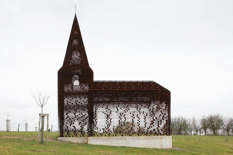 Удивительная церковная архитектура: Европа
