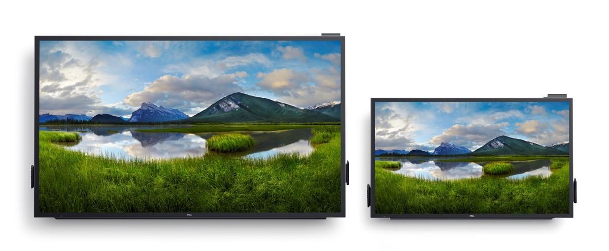 Гігантоманія від Dell: 86 дюймовий сенсорний монітор