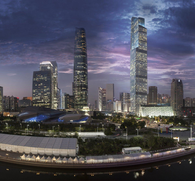 У Китаї відкрили 5-й за висотою хмарочос у світі, на 111 поверхів
