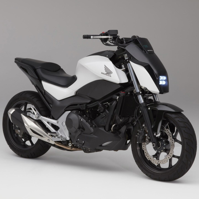 Дизайн для мотоциклів пішов у напрямку само-балансування і автопілотування