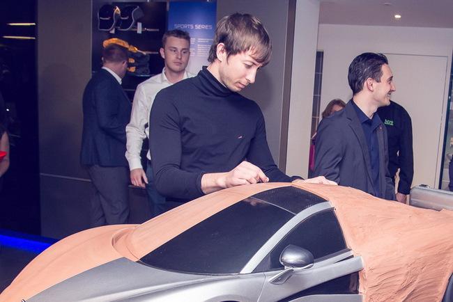 Як український трієчник став дизайнером, який працює на McLaren у Лондоні