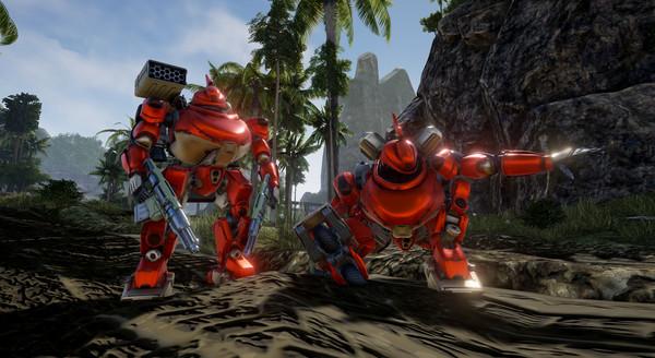 Heavy Gear Assault: когда роботы воюют под руководством людей