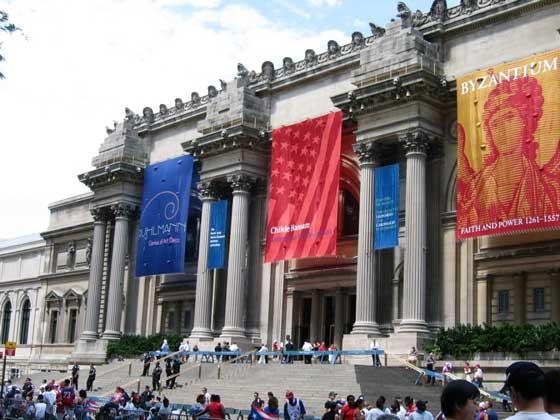 Метрополітен-музей дозволив безкоштовно використовувати зображення 375 тисяч своїх робіт!