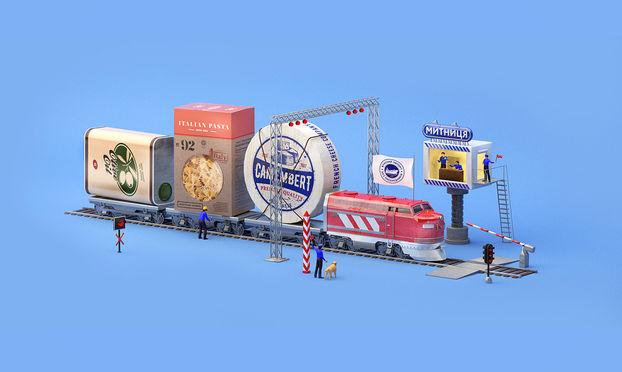 А ви вже бачили новий брендинг вантажівок для «Сільпо»?