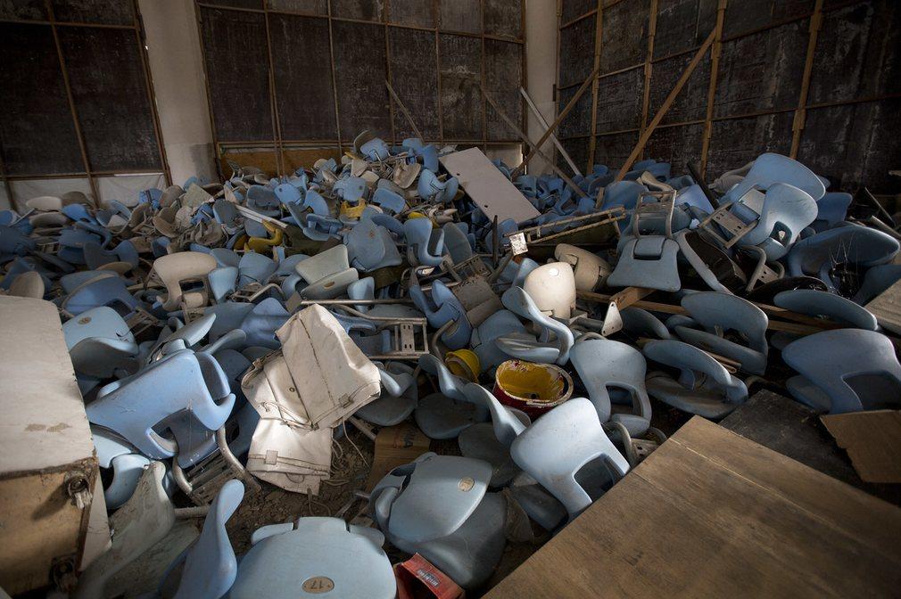 Архитектурный позор Бразилии: во что превратились здания Олимпиады-2016