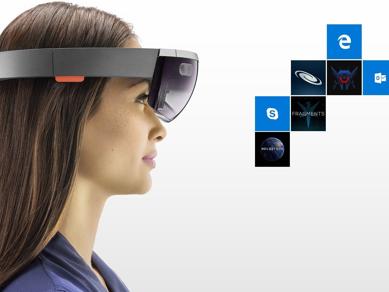 """Microsoft HoloLens: """"нову доповнену реальність"""" відкладено до 2019"""
