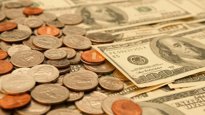 Вся історія грошей у одній чудовій інфографіці