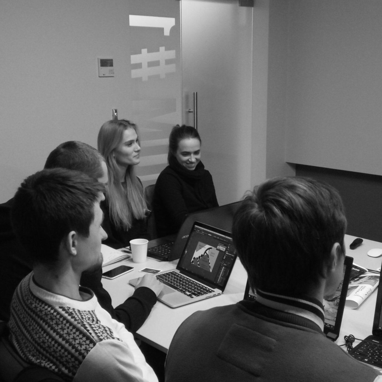 """Авторский курс """"Чего не говорят начинающим дизайнерам?"""": как прошла 2-я лекция (фото)"""