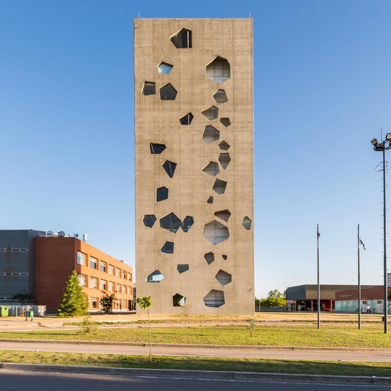 Як має виглядати університетська вежа? – відповідь з Аргентини