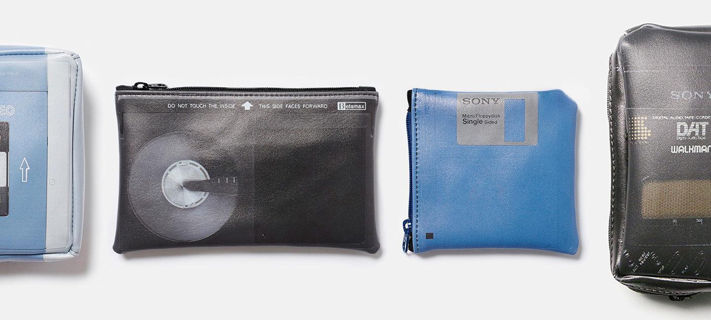 """Дизайн портмоне """"а-ля старі аудіопристрої Sony"""" – від культового дизайнера з Японії"""