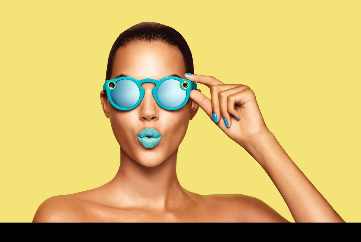 Google Glass і не снилося: дуже химерні окуляри з камерою – від Snap
