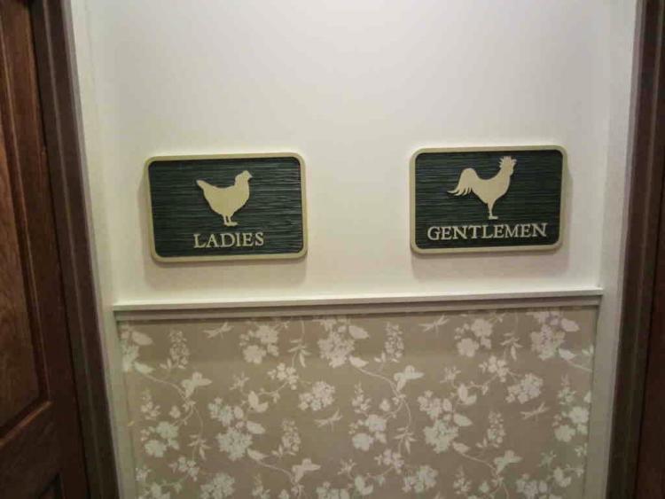 Лучший в мире дизайн туалетных указателей (Часть 2)
