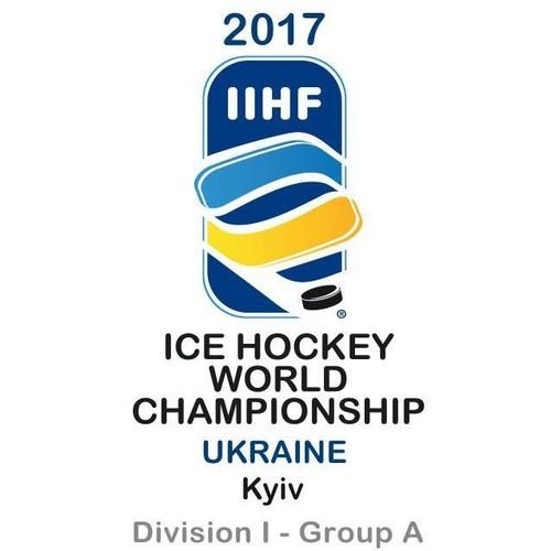 А ви бачили емблему ЧС з хокею, що пройде в Києві у квітні?