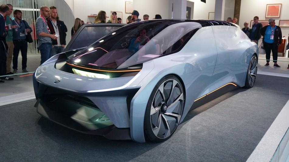 Яким може бути дизайн розумного бунику на колесах майбутнього?