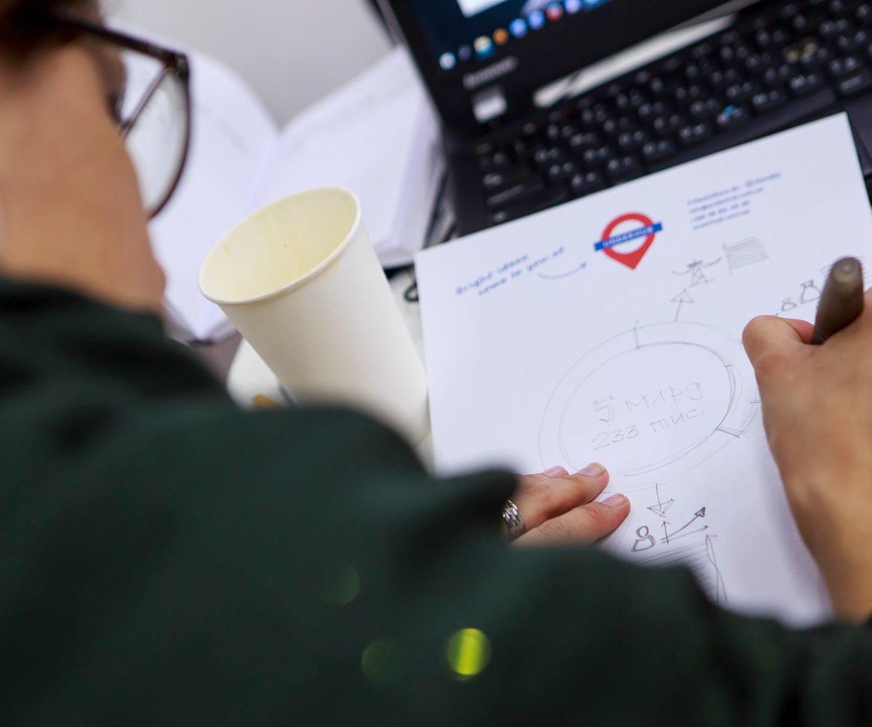 """Наш уникальный курс """"Визуализация Данных и Дизайн Инфографики"""" стартовал (Фото)"""