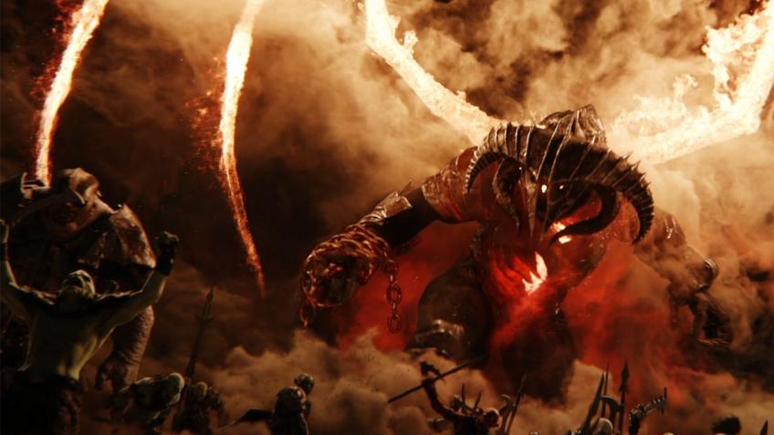 """Middle-Earth: Shadow of War: вышел 1-й трейлер игры по """"Властелину Колец"""""""