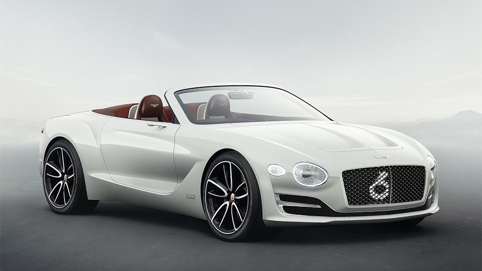 """Bentley показала концепт, що претендує на звання """"найкрасивіше авто"""""""