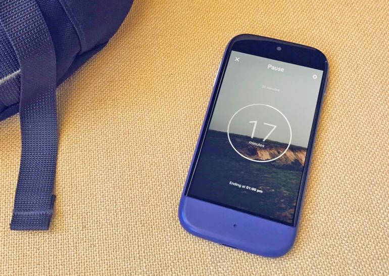 Анти-UX: смартфон Siempo, яким … незручно користуватися