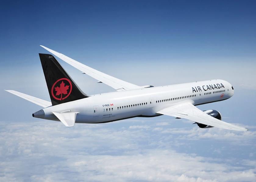 Новий логотип Air Canada: айдентика у стилі флет-дизайну