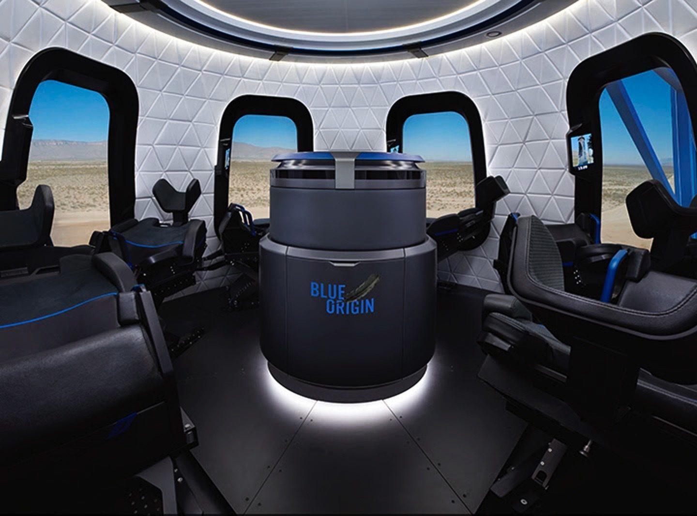 Дизайн космічного туристичного транспорту