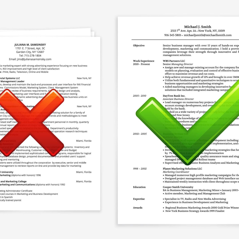 Лайф-хак для дизайнерів: що першим треба писати у резюме?