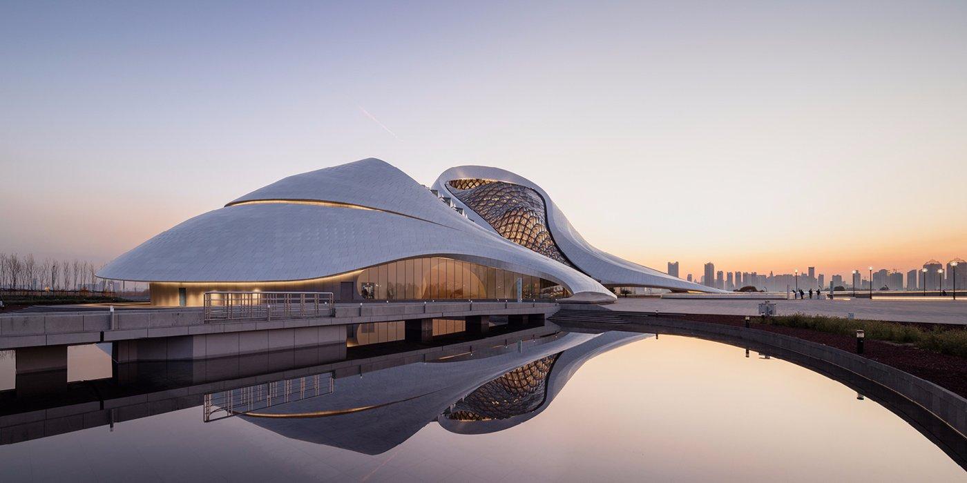 Удивительная архитектура Китая: самые красивые здания (Часть 1)