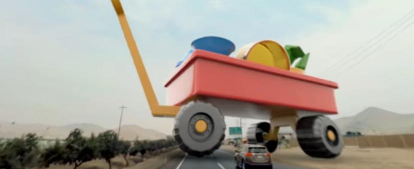 Как заменить чужие билборды собственной виртуальной реальностью? (Видео)