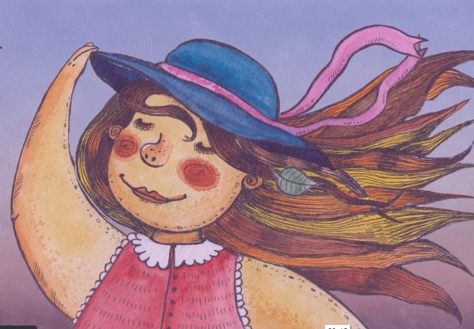 Українка, яка у дитинстві жахливо малювала, робить шикарну анімацію