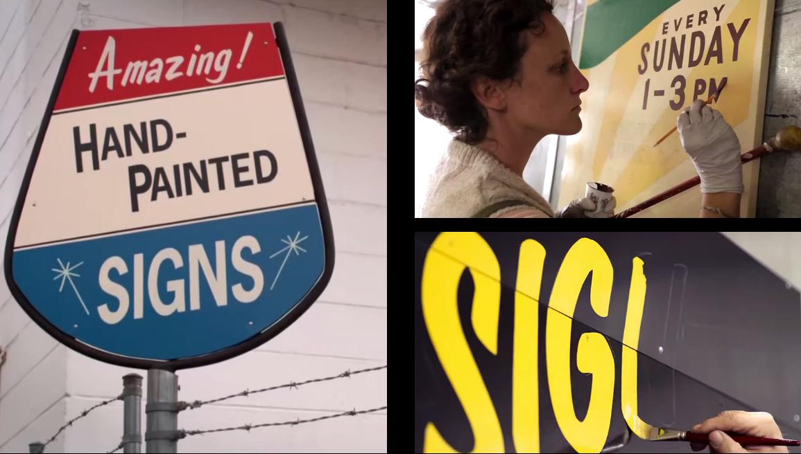 Кращі документальні фільми про дизайн: Sign Painters, The Cool School та інші