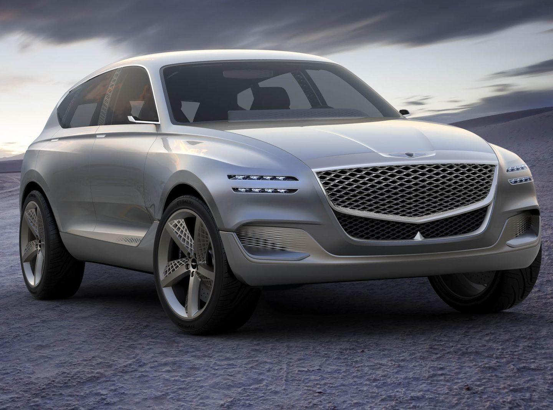 Супер авто-дизайн SUV від корейців
