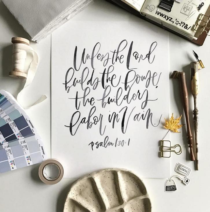 Instagram для натхнення, каліграфія: за ким стежити?
