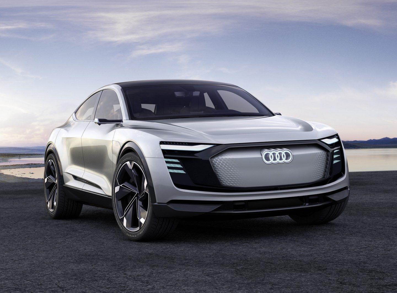 Авто-дизайн майбутнього чудовий: доведено Audi E-tron