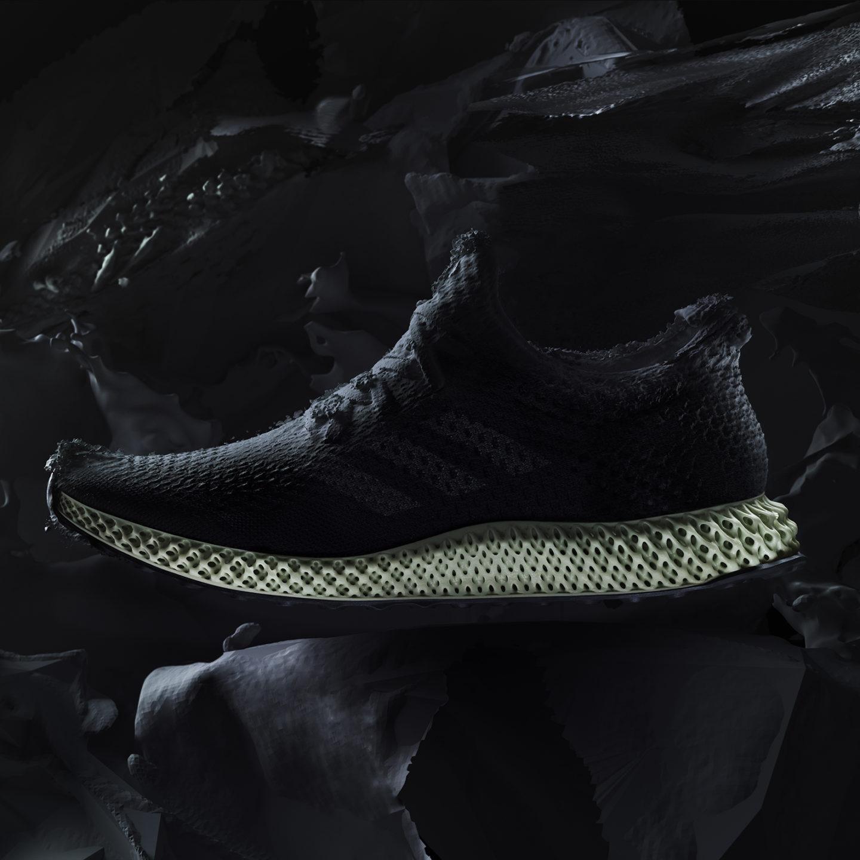 Революція: Adidas випустив шикарні кросівки, виготовлені на 3D-принтері