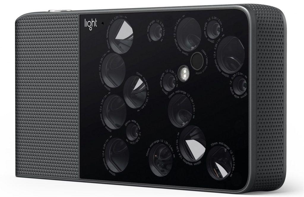 Багато лінз не буває: унікальний дизайн камери з 16 об'єктивами – за $1299