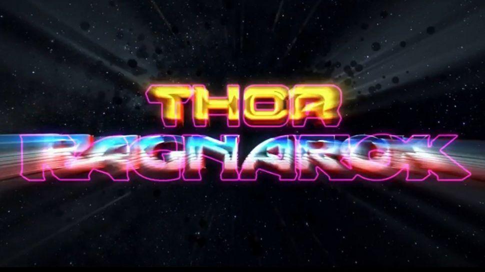 """Фільм """"Тор Рагнарок"""" отримав чудове ретро-оформлення"""