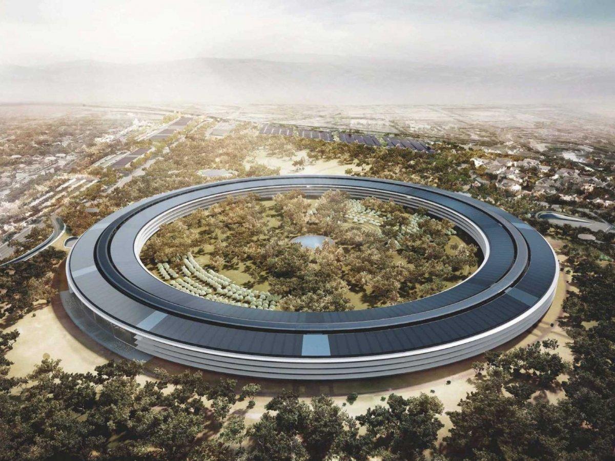 Невероятно дорогой кампус Apple откроется летом – вот как он выглядит (Видео)