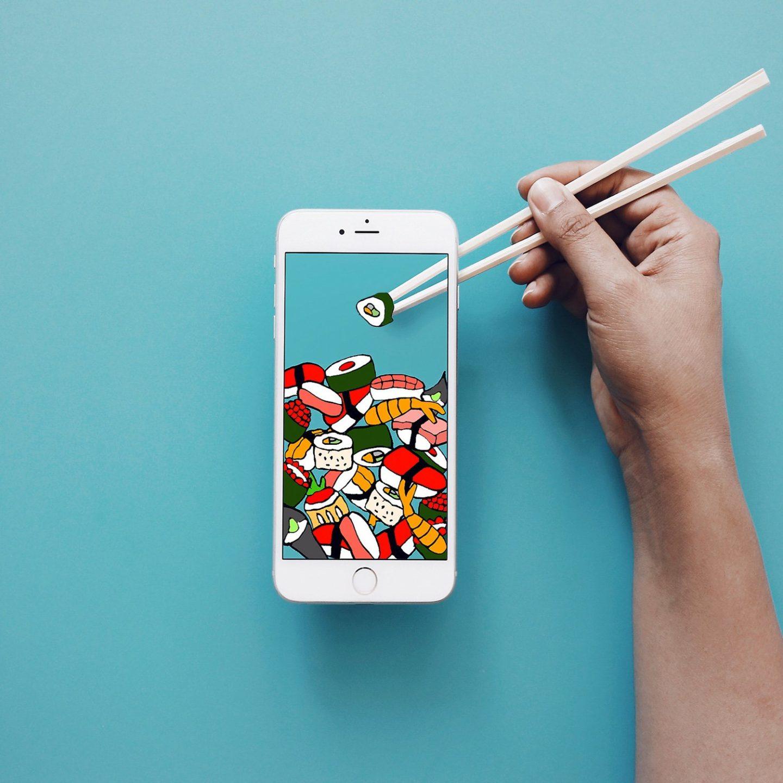 Дива ілюстрації: як перетворити екран iPhone на мистецтво