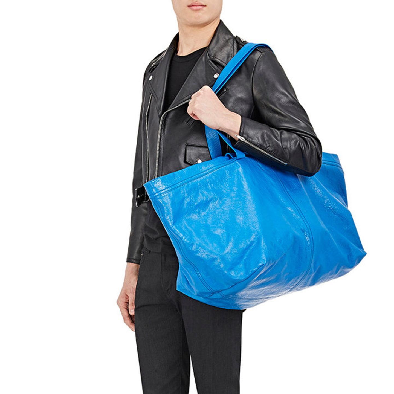 """Як продати """"синю сумку IKEA"""" за 1705 фунтів"""