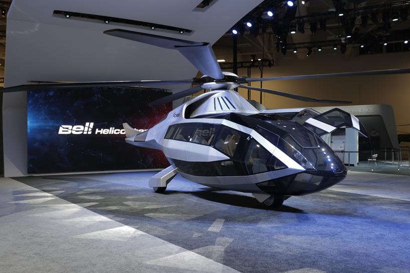 Дизайн вертольота майбутнього: крутіше ніж концепт-кар