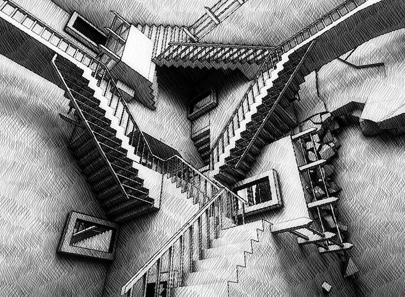 Гра для дизайнерів: сюрреалізм простору у Fragments of Euclid