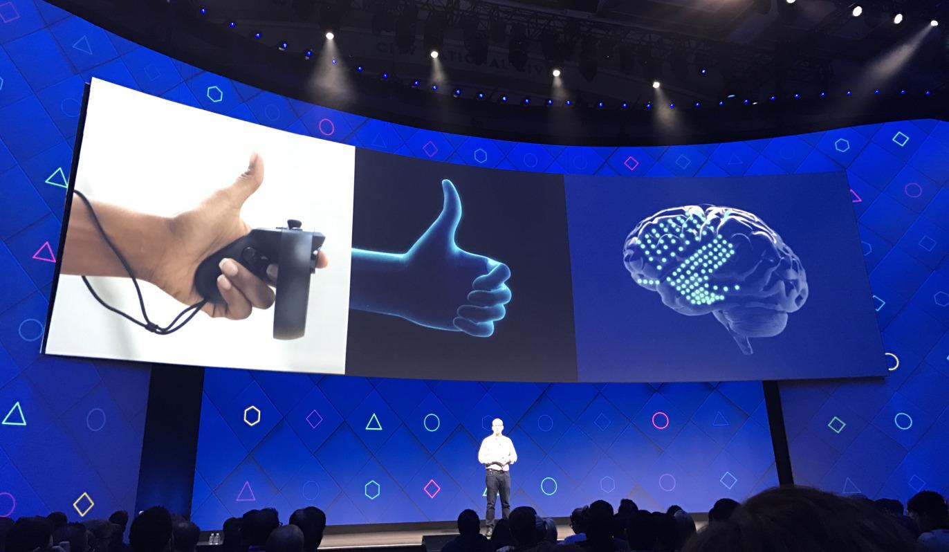 Facebook націлився на принципово новий UI/UX: через мозок