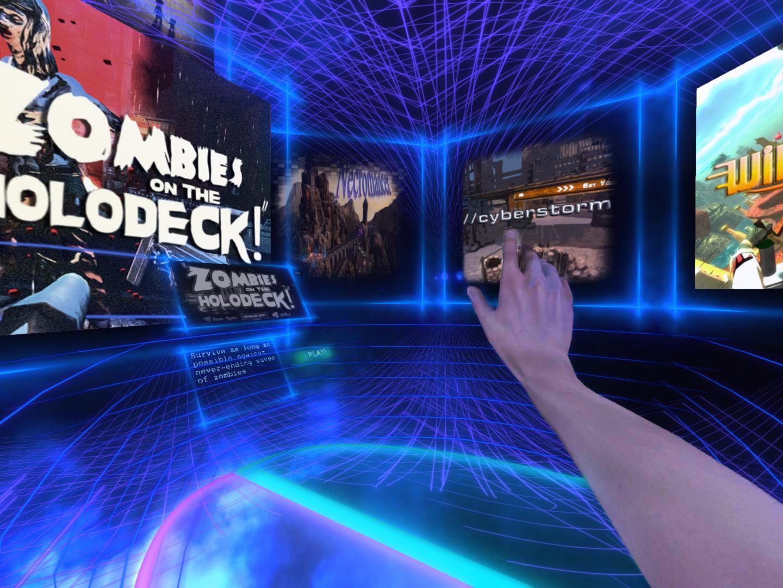 Що треба знати для правильного VR дизайну: конус фокусування