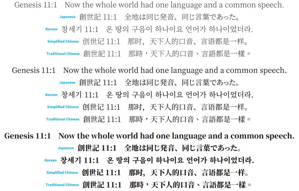 Adobe спільно з Google створили єдиний шрифт для східних мов