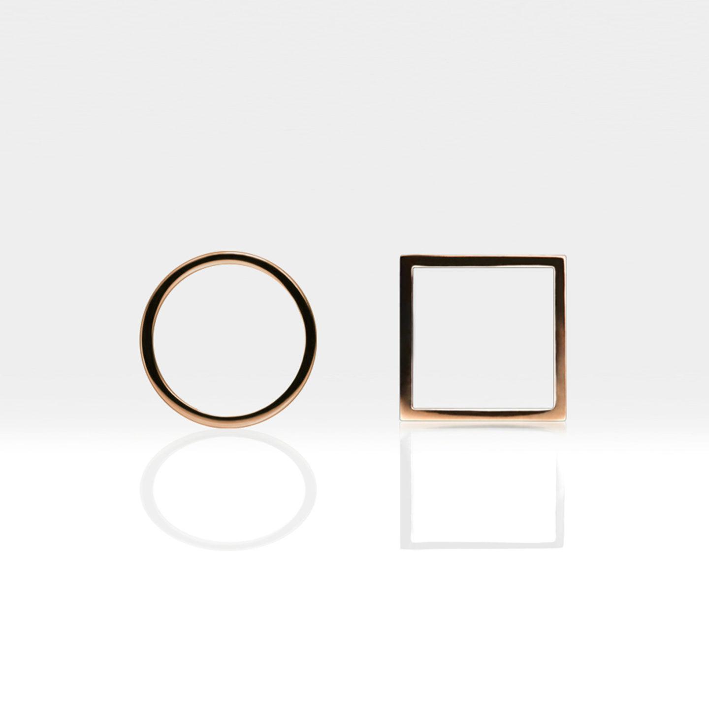 Мінімалізм дизайну без меж – коштовності виготовлені з міді та латуні