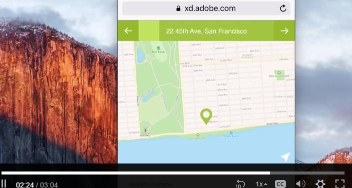 Adobe XD: как расшарить ваши прототипы (Видео)
