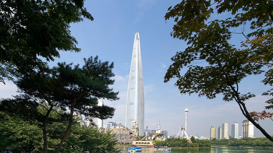 555 метрів: як виглядає найвищий хмарочос у Південній Кореї
